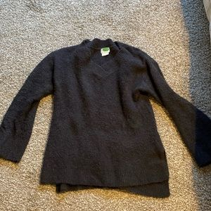 Anthropologie Sweater with bell sleeves